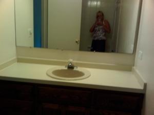 Hallway Bathroom July 2010 Emodel Your Home