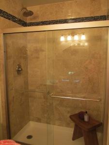 Hallway Bath Shower