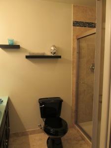 Hallway Bath Toilet
