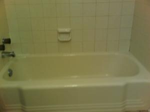 Hallway Bathtub 2