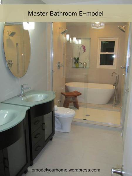 Feature Image Master Bathroom