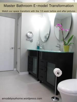 Feature Master Bathroom Transformation