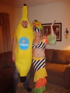Halloween 2008 - Chiquita & Banana copy
