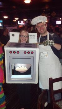 Halloween 2012 - Bun in the Oven
