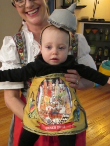 Baby German Beer Stein